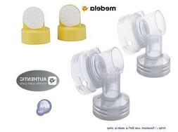 NEW -  Medela PersonalFit Connector WITH Valve & Membrane .