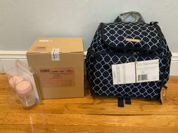 NIB NEW Spectra Baby USA S2 Double/Single Breast Pump with p