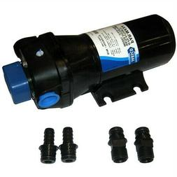Jabsco PAR-Max 4 High Pressure Water Pump - 4 Outlet