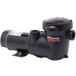 PowerFlo Matrix 1-1/2HP Above-Ground Pool Pump with 3' Cord,