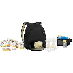 Medela Pump in Style Advanced Breast Pump Solution Set, Back