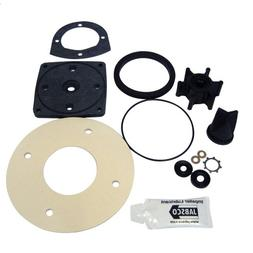 Jabsco Service Kit f/Electric Toilet 37010 Series