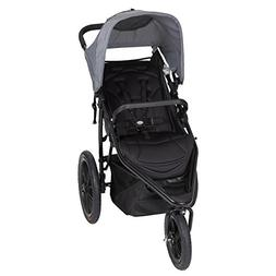 Baby Trend Stealth Jogger Stroller, Alloy
