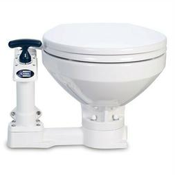 Jabsco 29090-5000 Twist n' Lock, Manual Marine Toilet, Compa