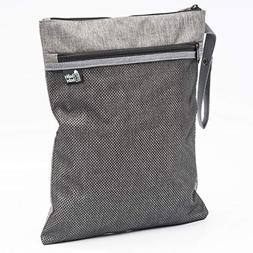 Bably Baby Waterproof Wet Dry Bag- Sundry Bag for Cloth Diap